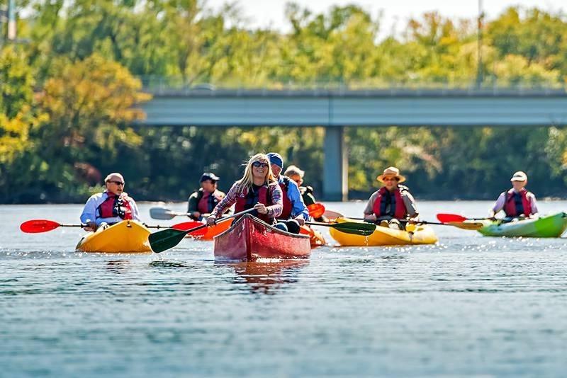 Anacostia River Canoe Tour