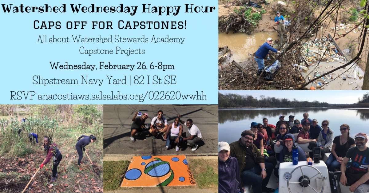 Watershed Wednesday Happy Hour
