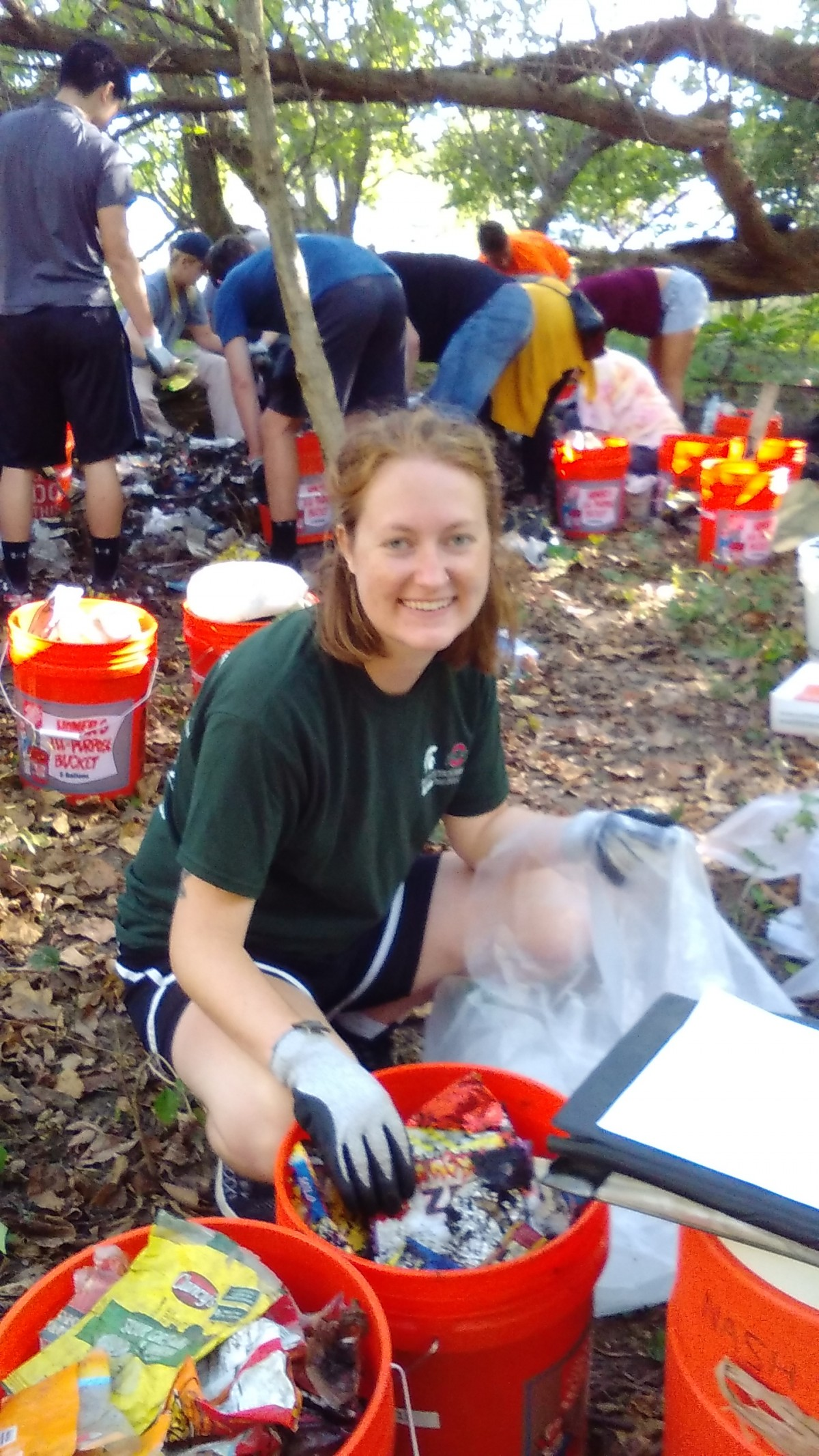CANCELLED: Trash Sorting Challenge at Nash Run