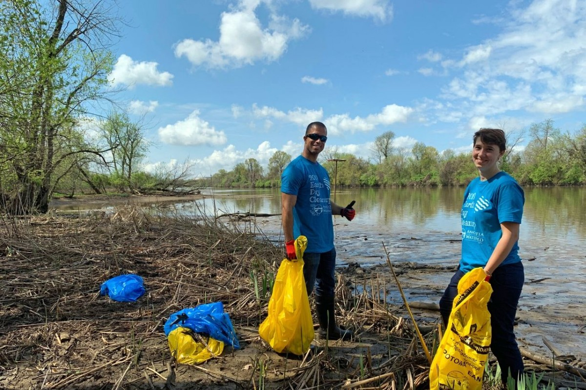 New Date: Anacostia Watershed Society Earth Day Cleanup 2020