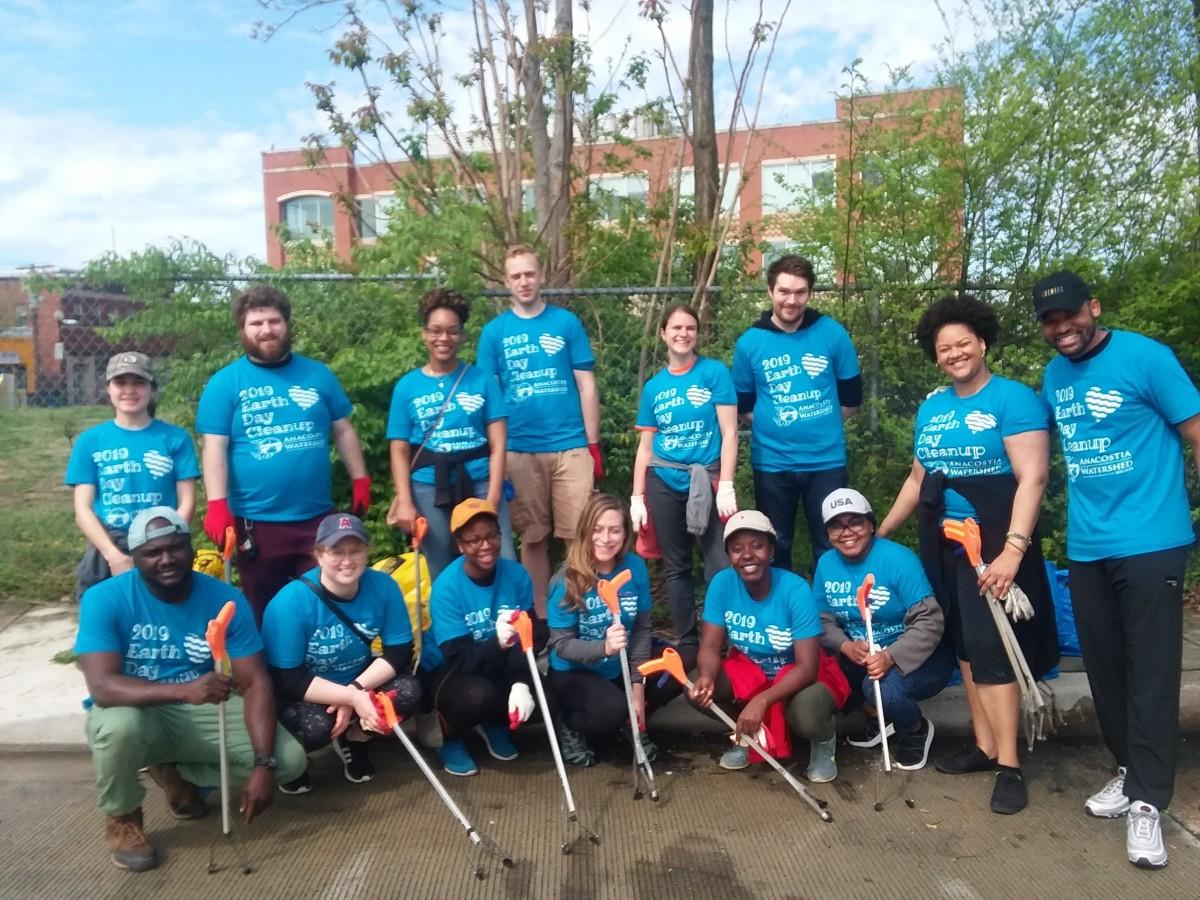 Hyattsville Community Cleanup