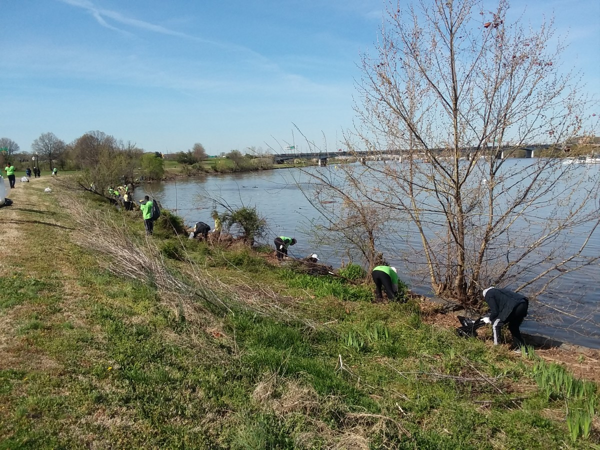 Anacostia Park Cleanup