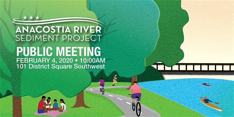 Anacostia River Sediment Project Community Meeting #4