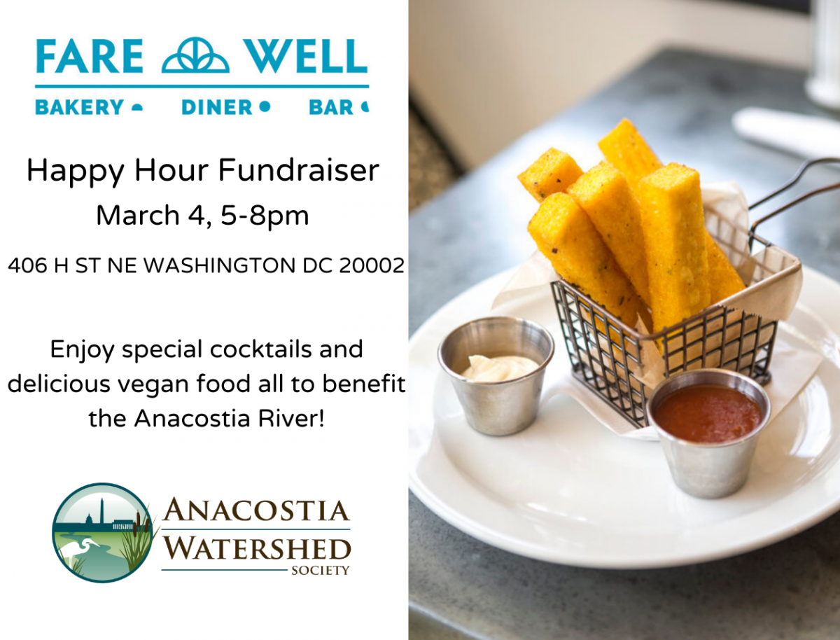 Happy Hour Fundraiser at Fare Well