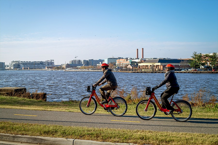 CANCELED - Anacostia River Discovery Series Bike Tour