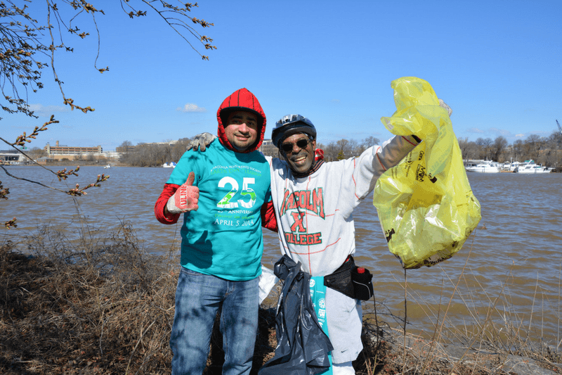Earth Day Cleanup 2018