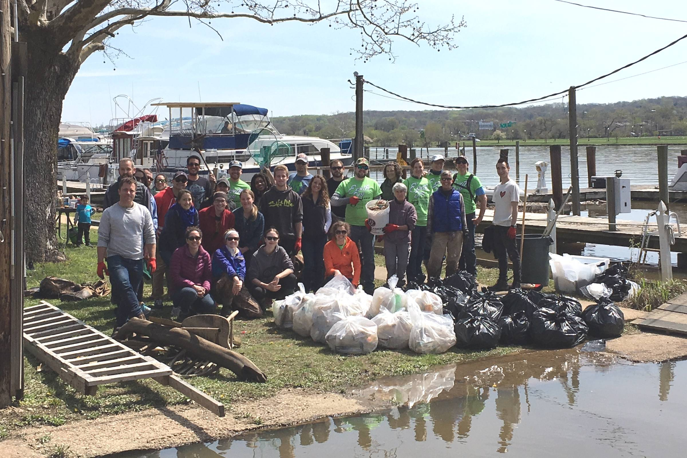 2019 Earth Day Cleanup