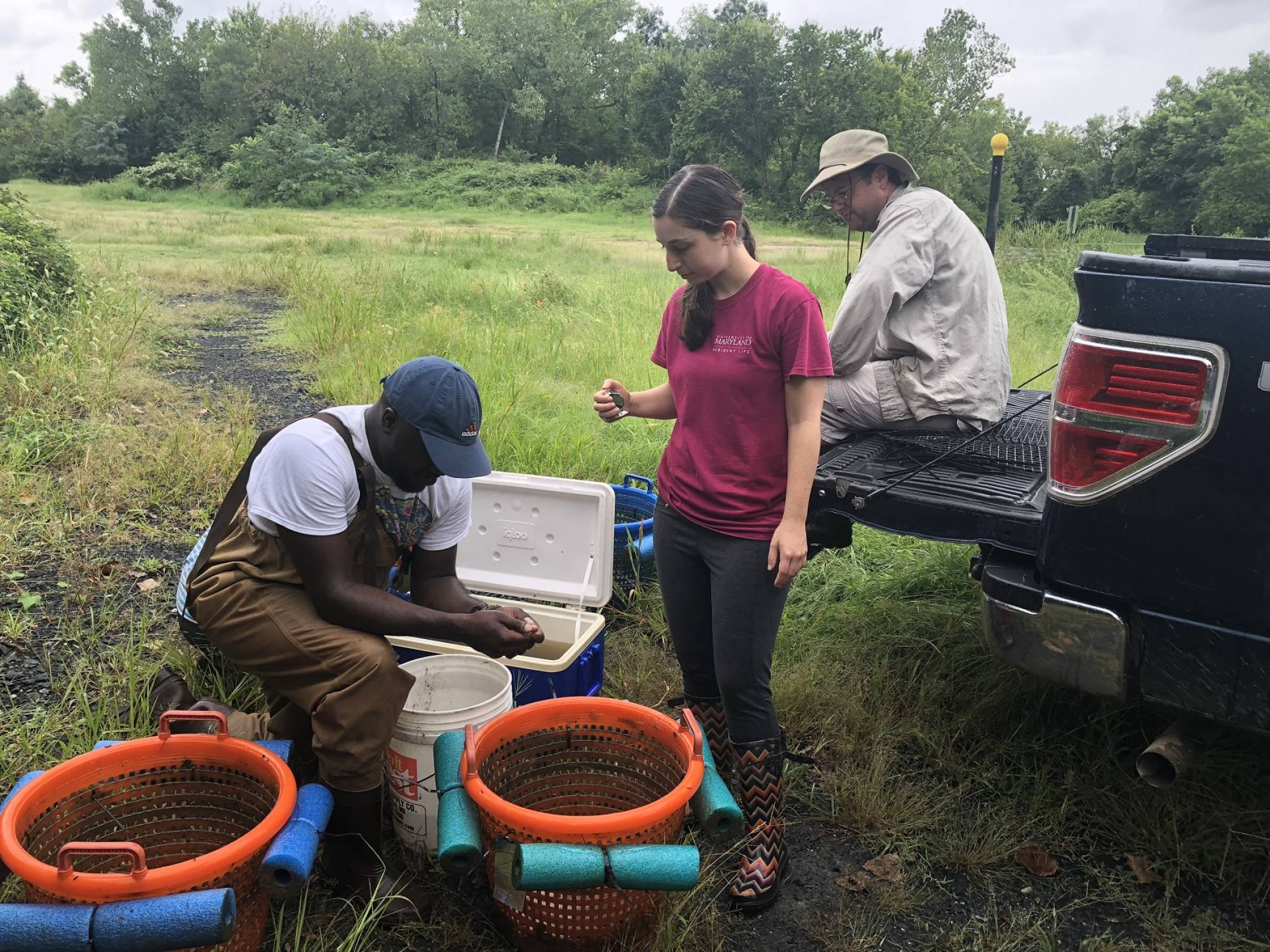 Anacostia River Mussel Power: How Can YOU Help?