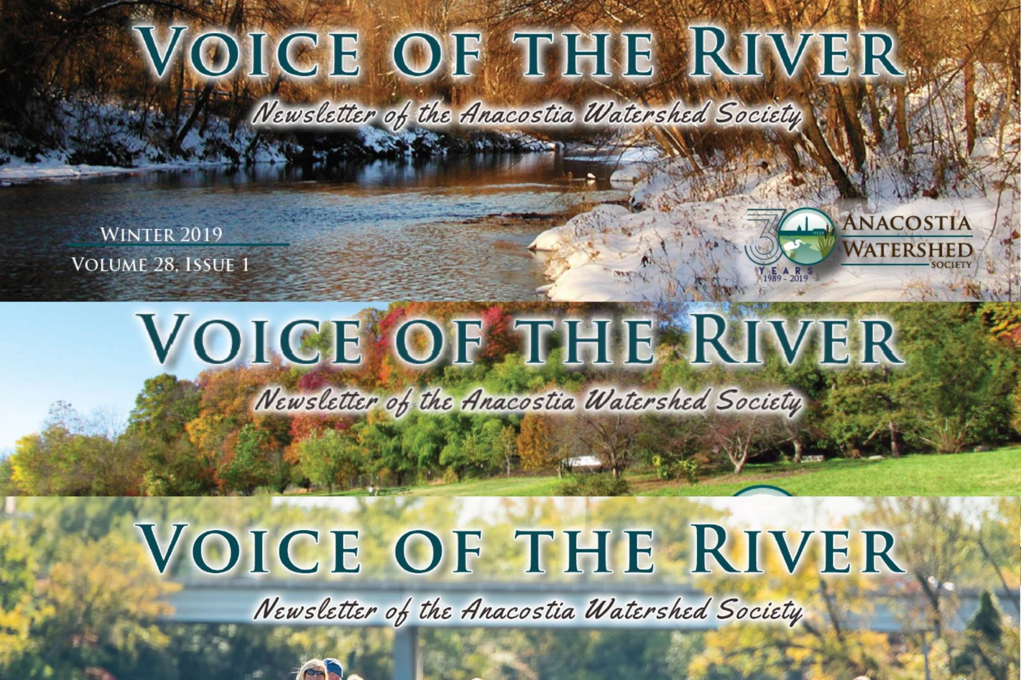 Voice of the River - AWS Print Newsletter
