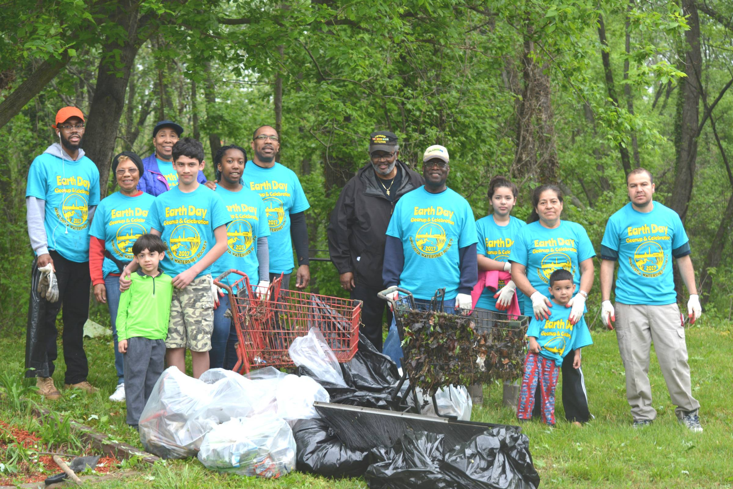Earth Day Cleanup