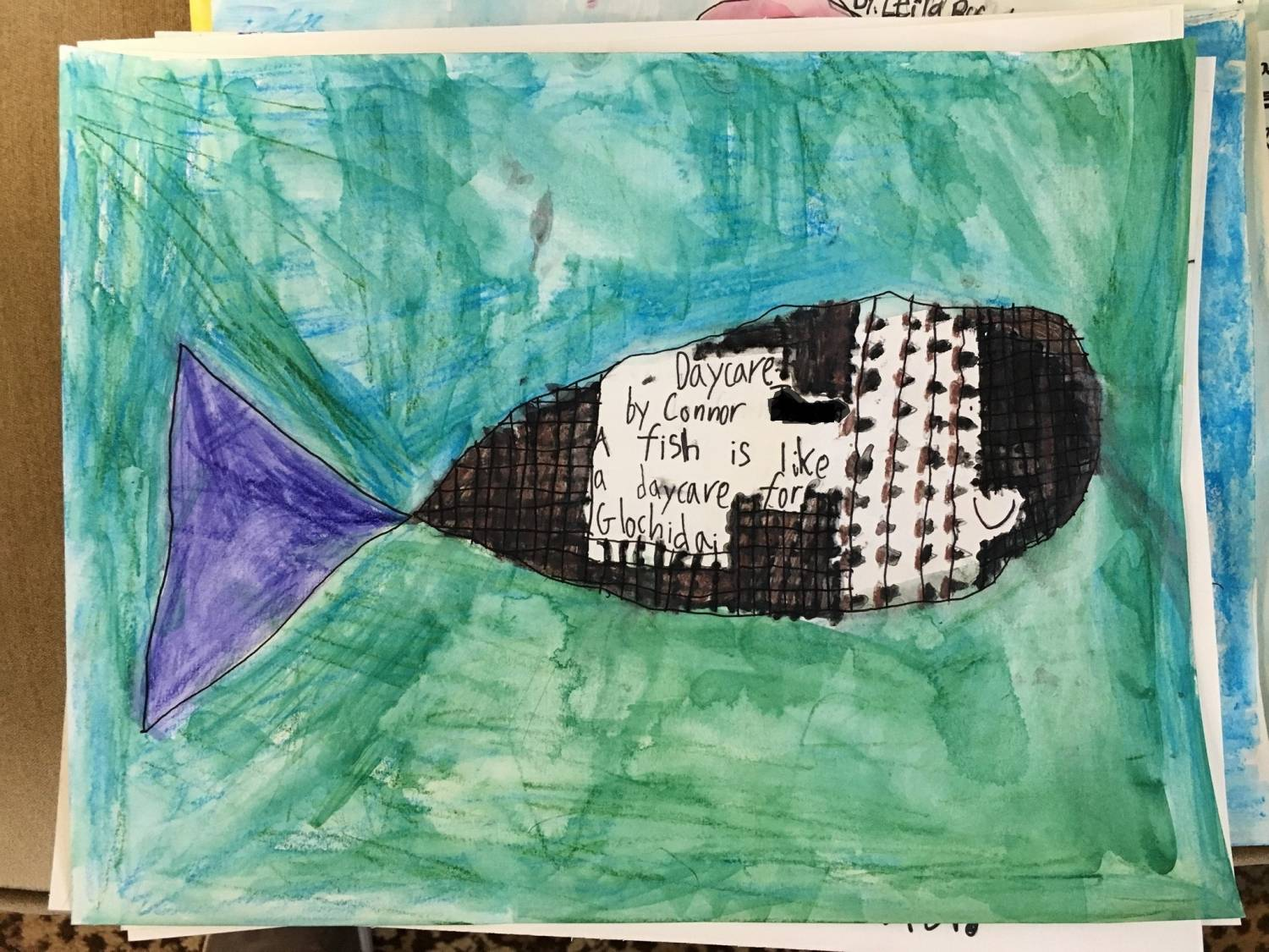 Anacostia River Mussel Power: Mussel Poems!